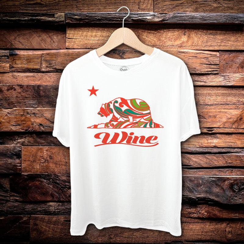 Camiseta Masculina The Bear Califórnia