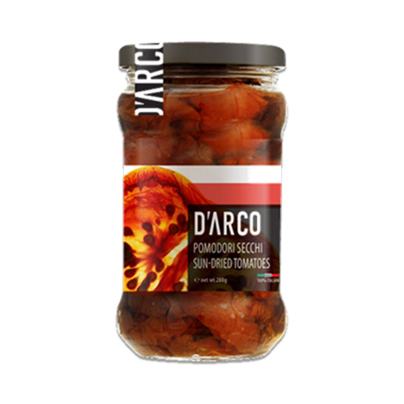 Antepasto de Tomate Seco