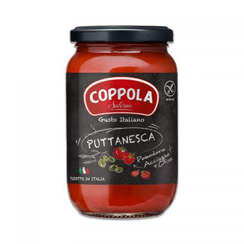 Molho de Tomate Puttanesca