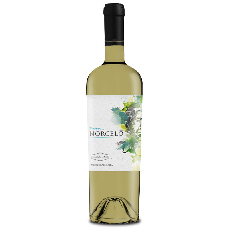 Vinho Tributo a Norcelo Blanco