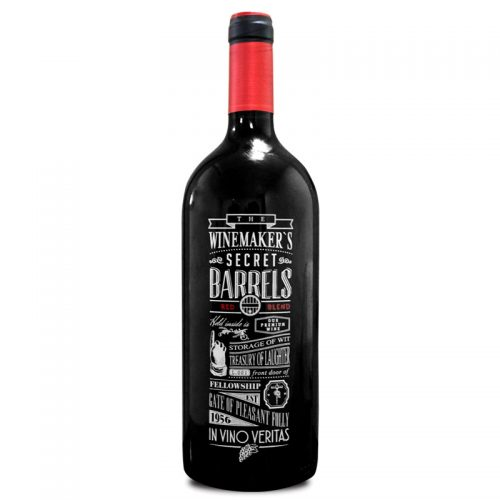 Vinho Winemaker's Secret Barrels Red