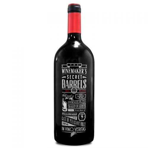 Vinho Winemaker's Secret Barrels Red