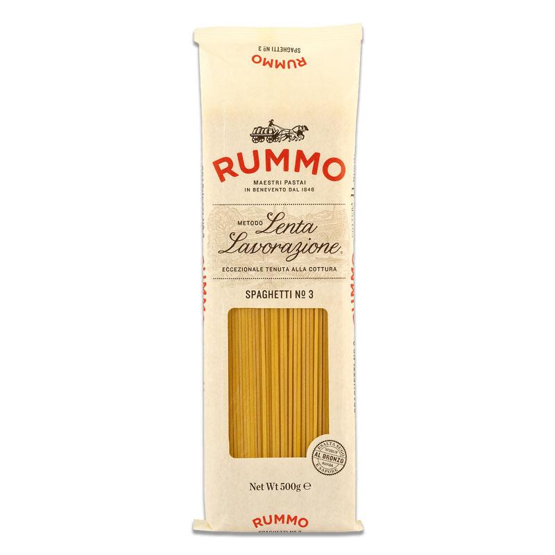 Massa Spaghetti RUMMO 500gr Nº3